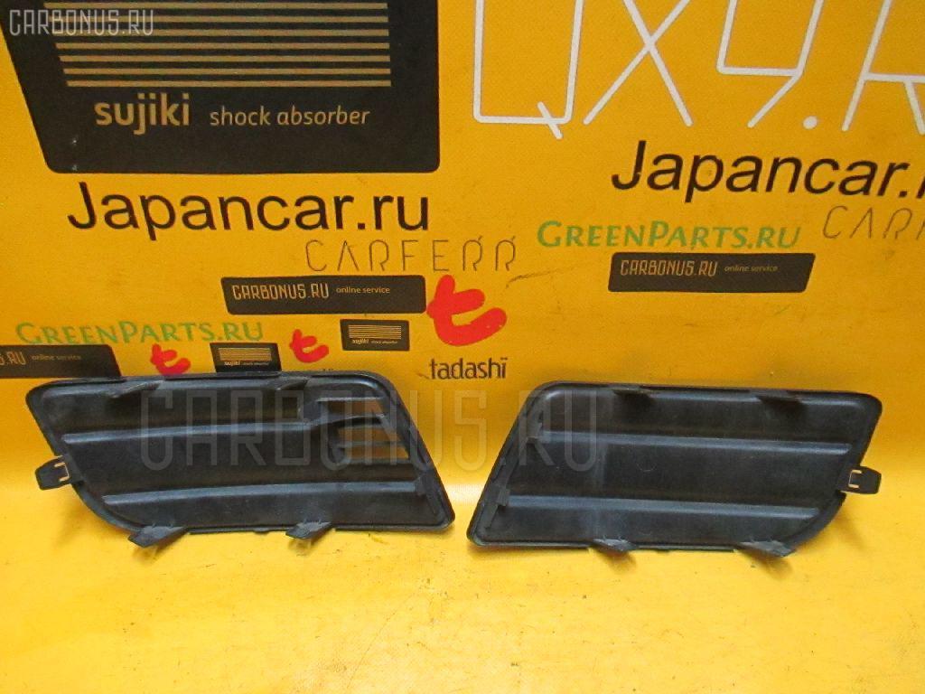 Заглушка в бампер SUZUKI SWIFT ZC71S Фото 2