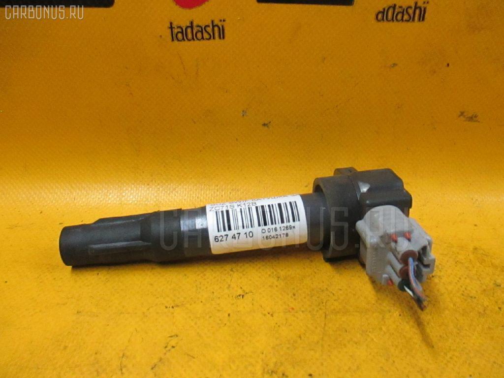 Катушка зажигания SUZUKI SWIFT ZC71S K12B Фото 1