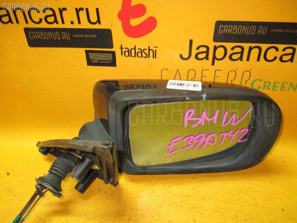 Зеркало двери боковой BMW 5-SERIES E39-DM42. Фото 5