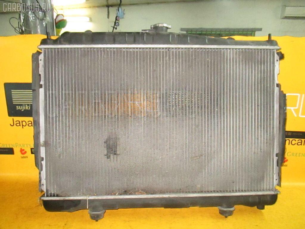 Радиатор ДВС NISSAN STAGEA WGC34 RB25DE. Фото 11