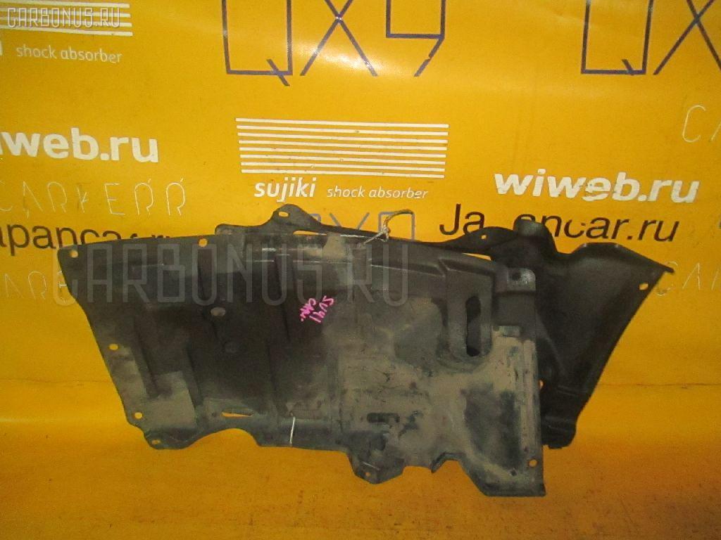 Защита двигателя TOYOTA CAMRY SV41 3S-FE. Фото 4