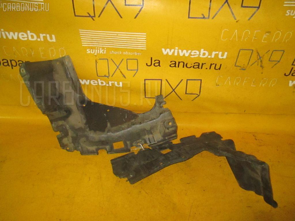 Защита двигателя TOYOTA PLATZ SCP11 1SZ-FE. Фото 2