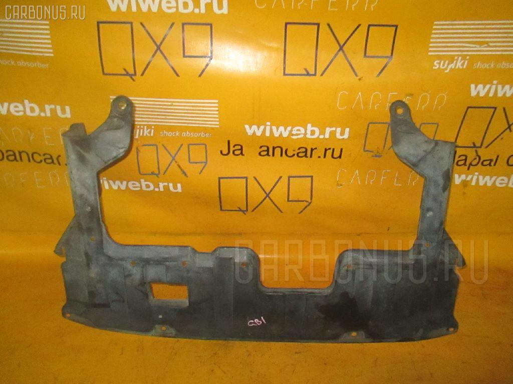 Защита двигателя HONDA MOBILIO GB1 L15A Фото 1