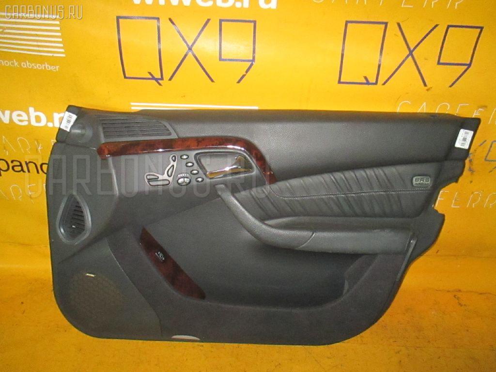 Обшивка двери MERCEDES-BENZ S-CLASS W220.175. Фото 1