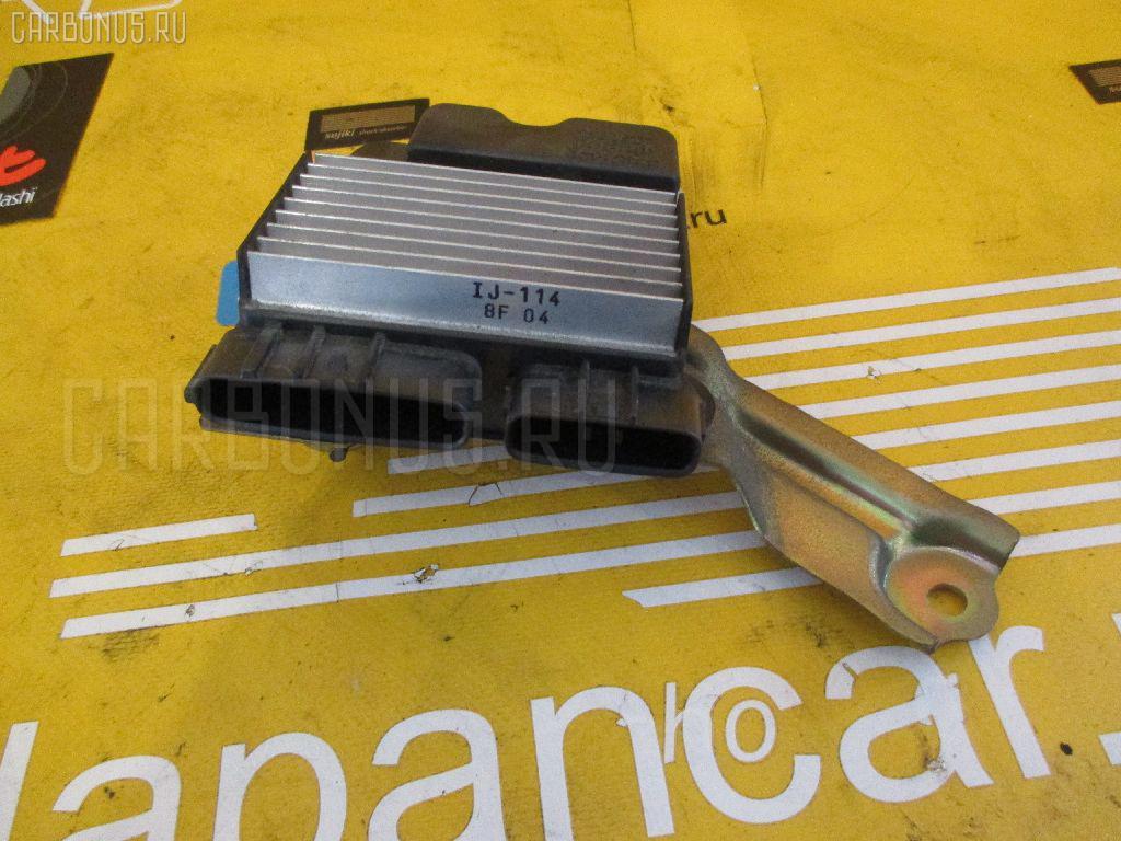 Блок управления инжекторами TOYOTA OPA ACT10 1AZ-FSE. Фото 11
