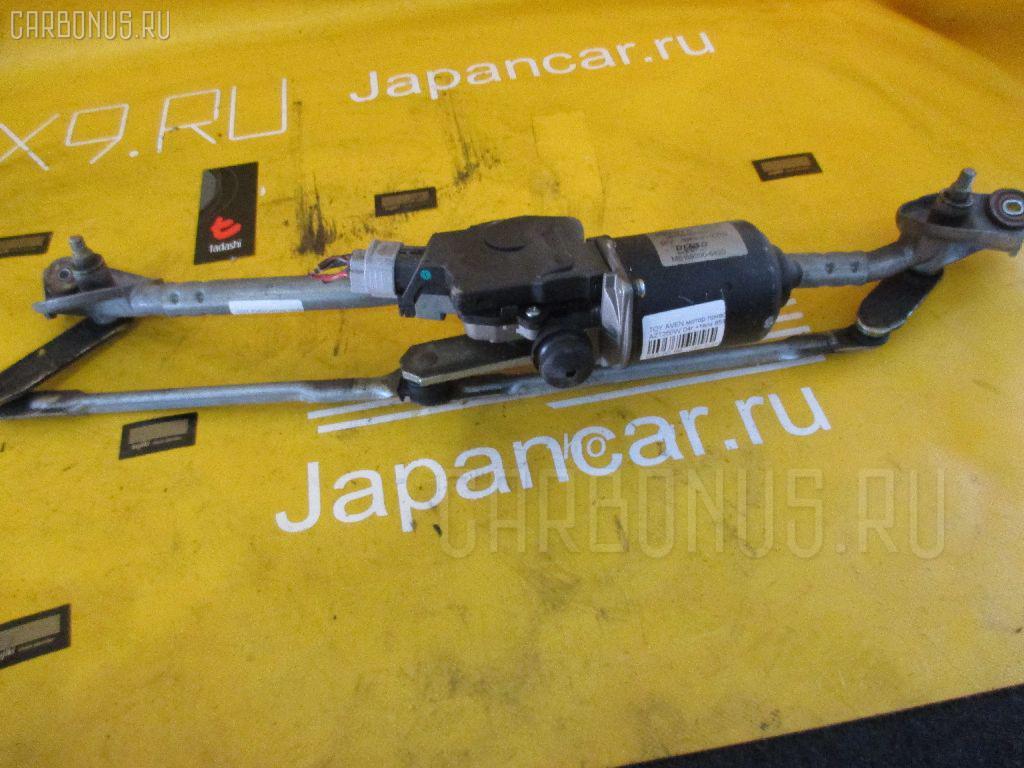 Мотор привода дворников TOYOTA AVENSIS WAGON AZT250W Фото 1