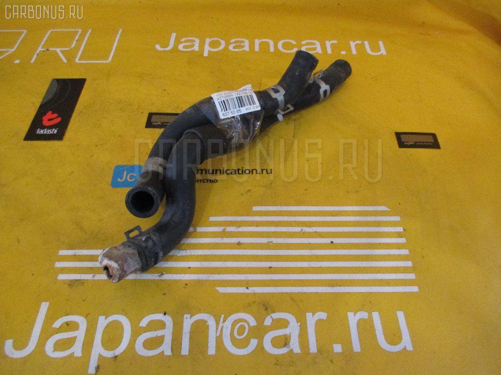 Патрубок радиатора печки TOYOTA AVENSIS WAGON AZT250W 1AZ-FSE Фото 1