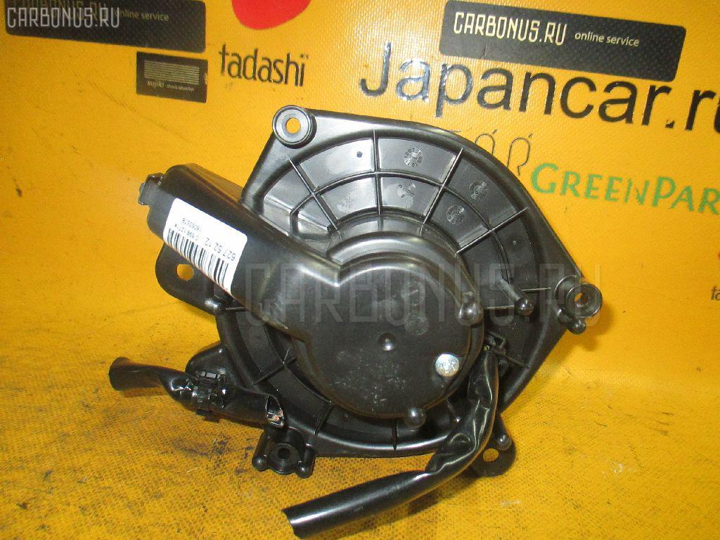 Мотор печки SUZUKI WAGON R MH23S Фото 1