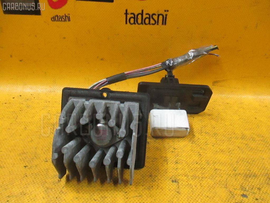 Регулятор скорости мотора отопителя TOYOTA SV40 4S-FE Фото 2