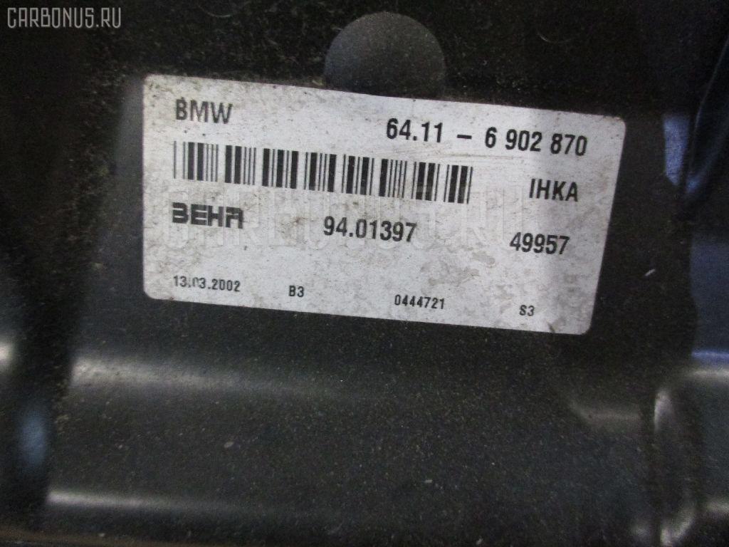 Печка BMW 3-SERIES E46-AT52 N42B18A Фото 3