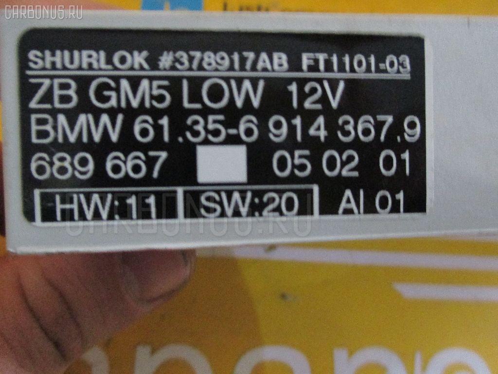 Блок упр-я BMW 3-SERIES E46-AT52 N42B18A Фото 1