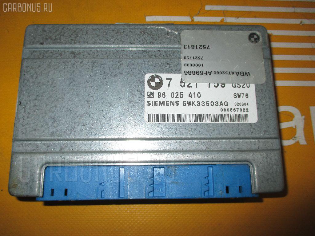 Блок управления АКПП BMW 3-SERIES E46-AT52 N42B18A Фото 1