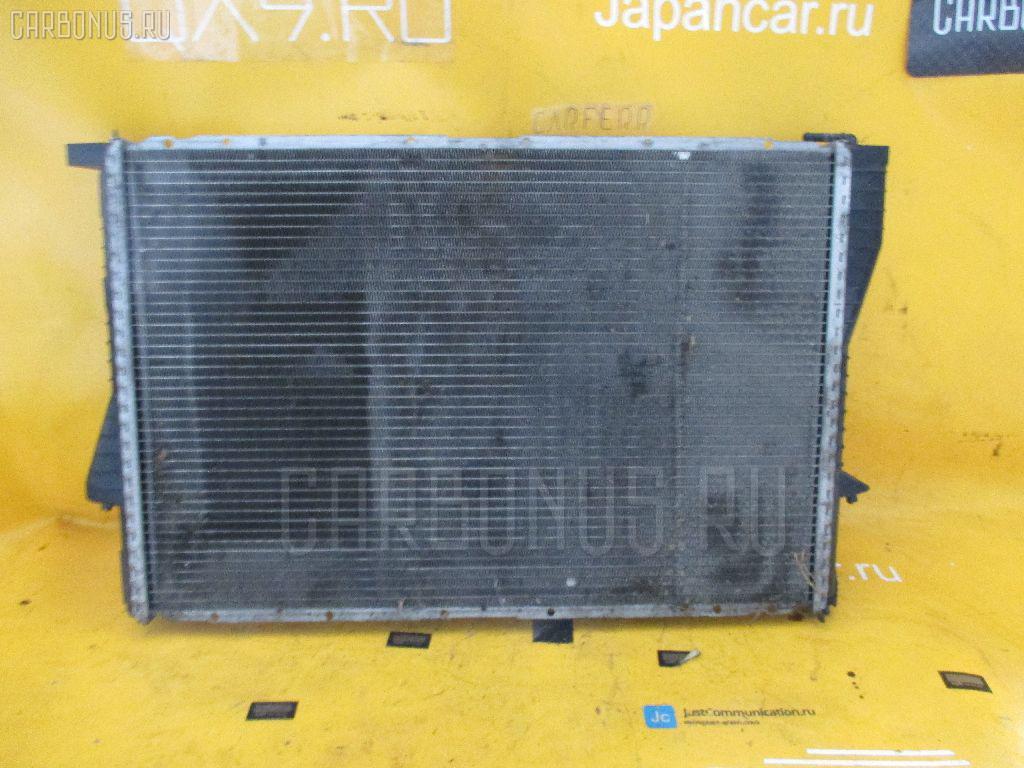 Радиатор ДВС BMW 5-SERIES E39-DM42 M52-256S4 Фото 1