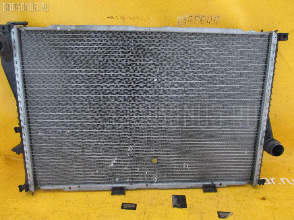 Радиатор ДВС BMW 5-SERIES E39-DM42 M52-256S4 Фото 2