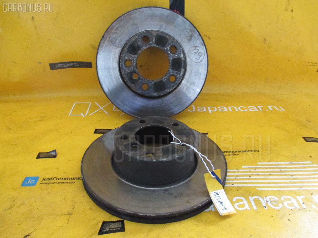 Тормозной диск BMW 5-SERIES E39-DD28A M52-286S1. Фото 3