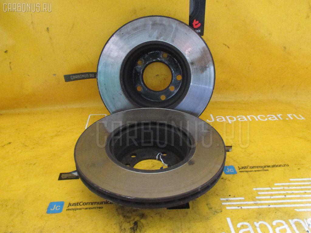 Тормозной диск BMW 5-SERIES E39-DD28A M52-286S1. Фото 4