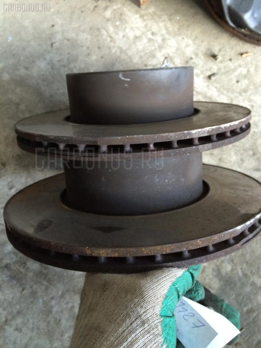 Тормозной диск BMW 5-SERIES E39-DD28A M52-286S1. Фото 2