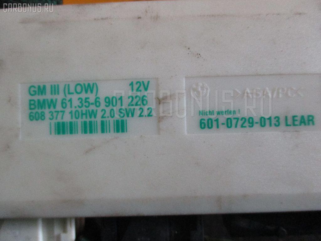 Блок упр-я Bmw 5-series E39-DM42 M52-256S4 Фото 1