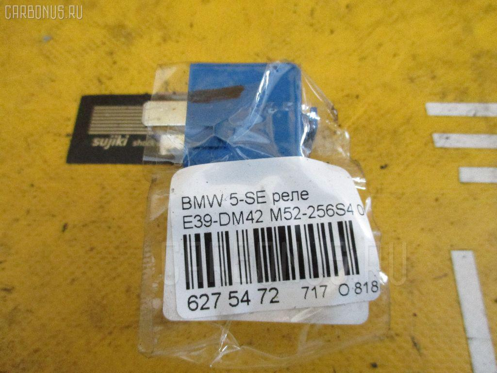 Реле BMW 5-SERIES E39-DM42 M52-256S4 Фото 2
