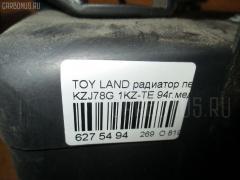 Печка Toyota Land cruiser prado KZJ78G 1KZ-TE Фото 4