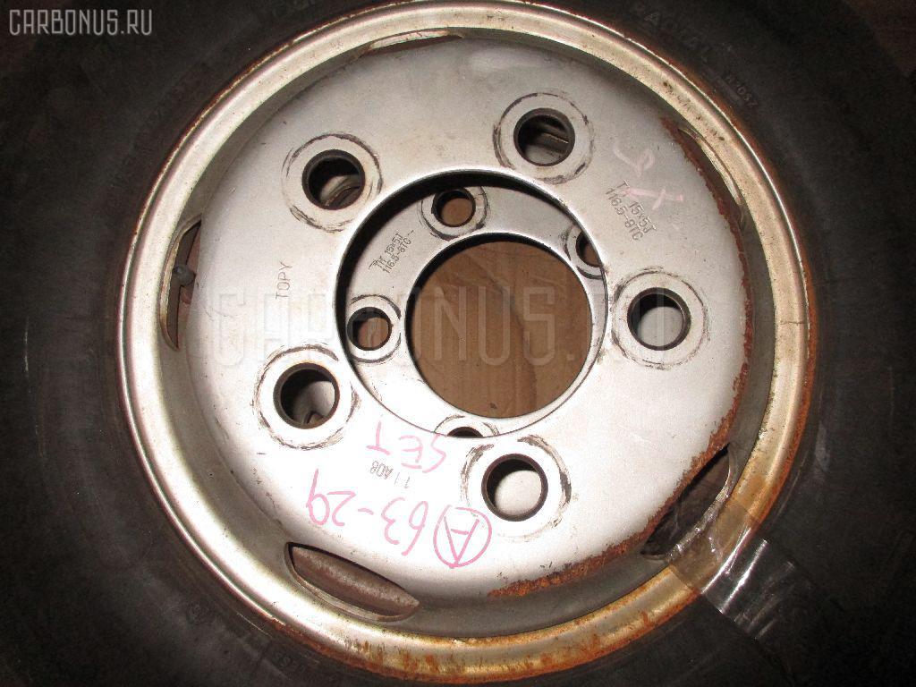 Диск штамповка грузовой R15LT / 5-195 / 5J Фото 1