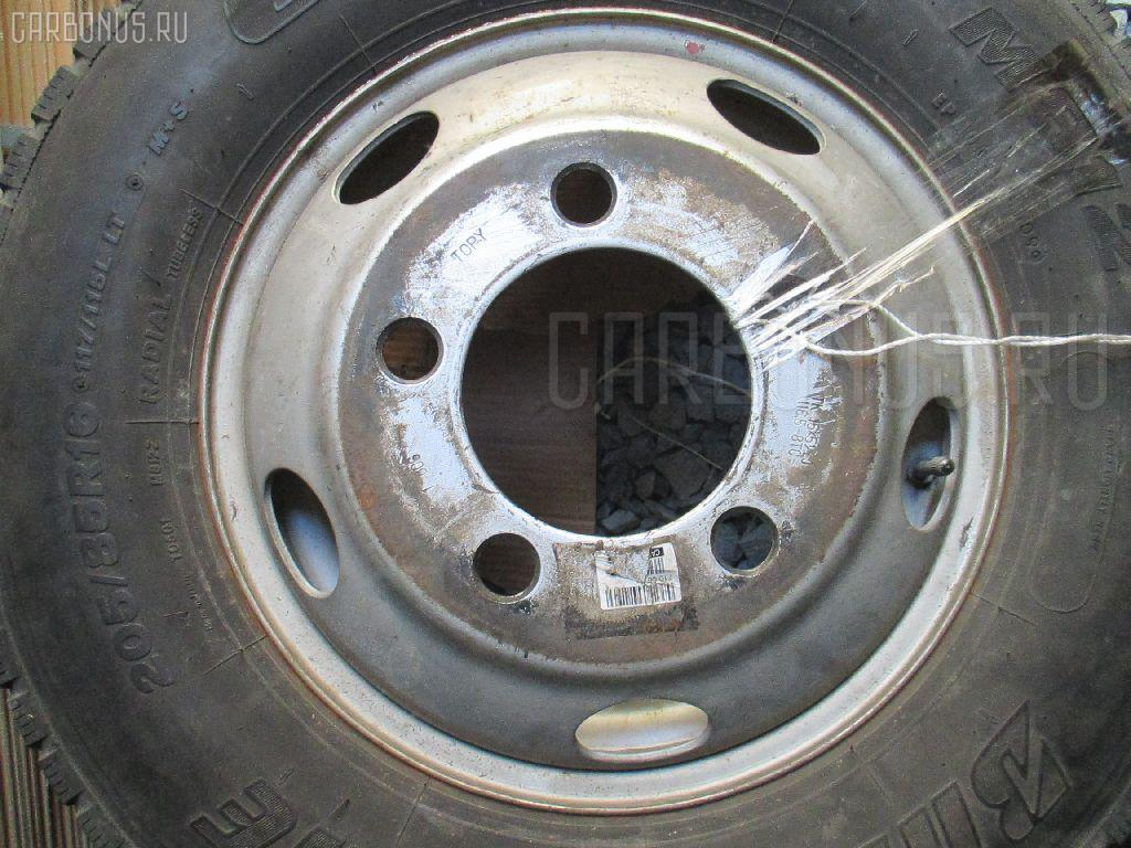 Диск штамповка грузовой R16LT / 5-195 / 5.5J Фото 1