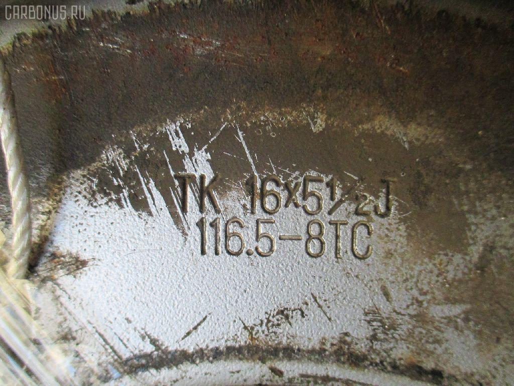 Диск штамповка грузовой R16LT / 5-195 / 5.5J Фото 2