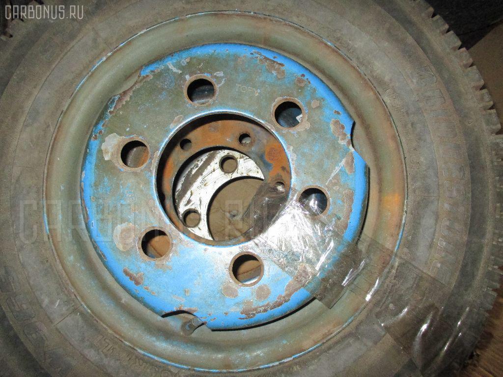 Диск штамповка грузовой R14LT / 6-185 / 4.5J Фото 1