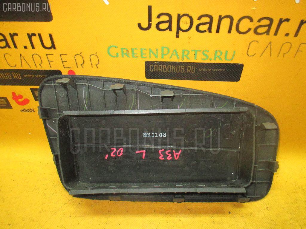 Air bag NISSAN CEFIRO A33. Фото 6
