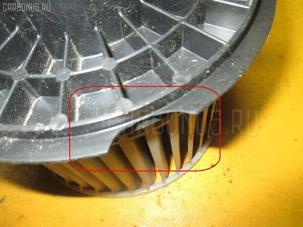 Мотор печки NISSAN CUBE BZ11 Фото 1