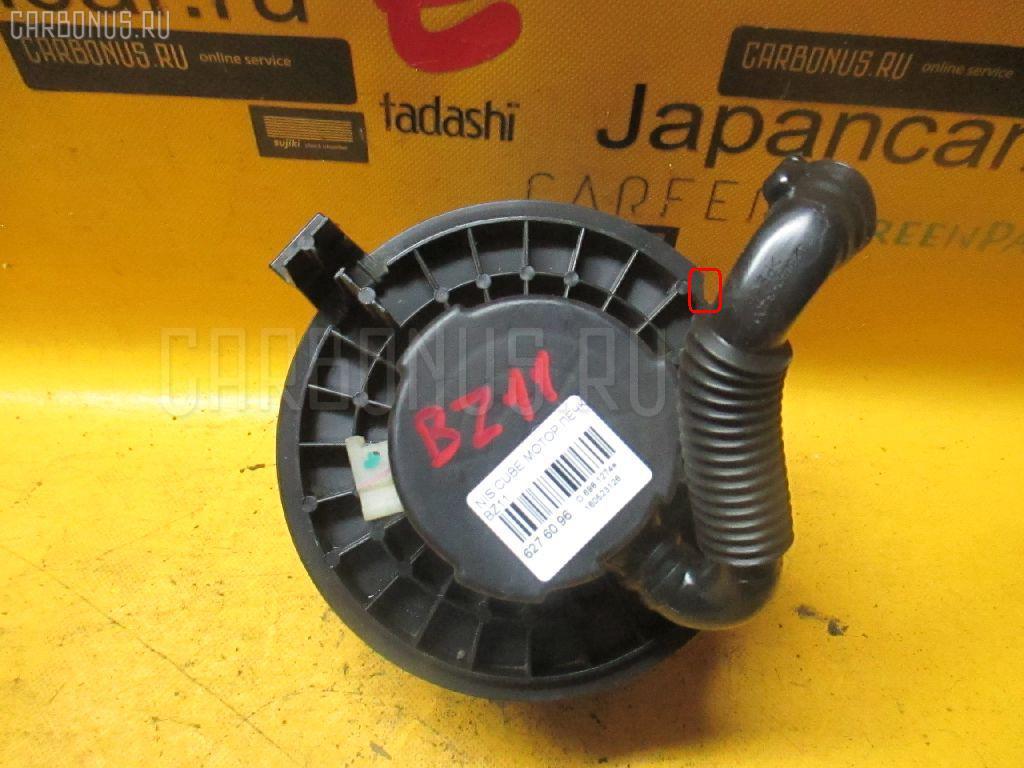 Мотор печки NISSAN CUBE BZ11 Фото 2