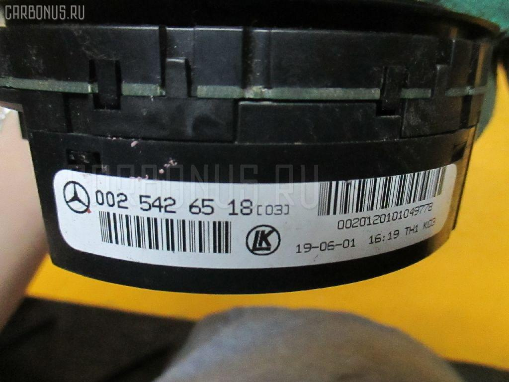Датчик угла поворота рулевого колеса MERCEDES-BENZ E-CLASS W210.062. Фото 1