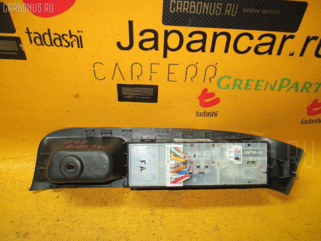 Блок упр-я стеклоподъемниками NISSAN CUBE Z12 Фото 1