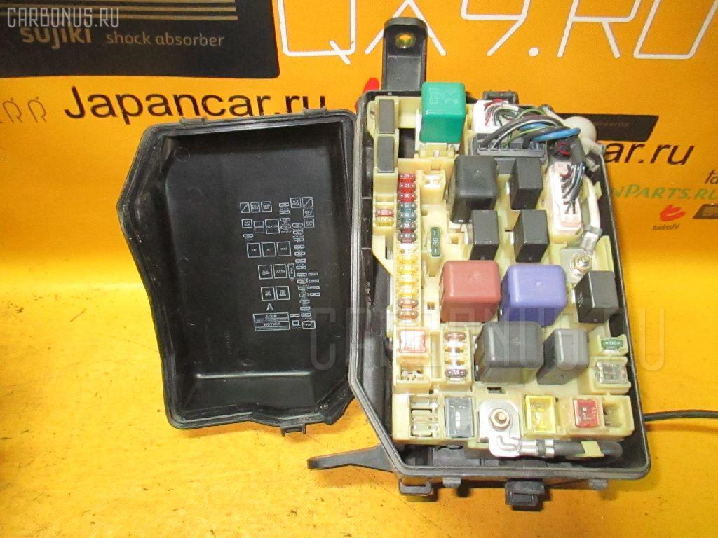 Блок предохранителей TOYOTA CROWN JZS155 2JZ-GE. Фото 6