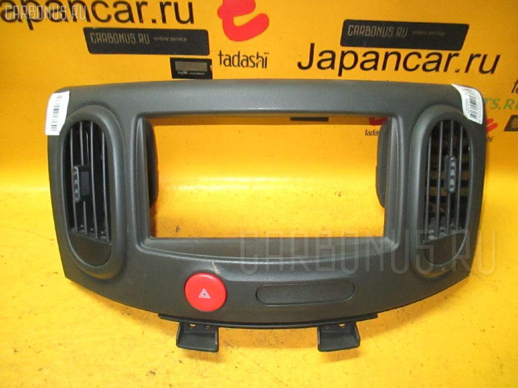 Консоль магнитофона NISSAN CUBE Z12 Фото 1