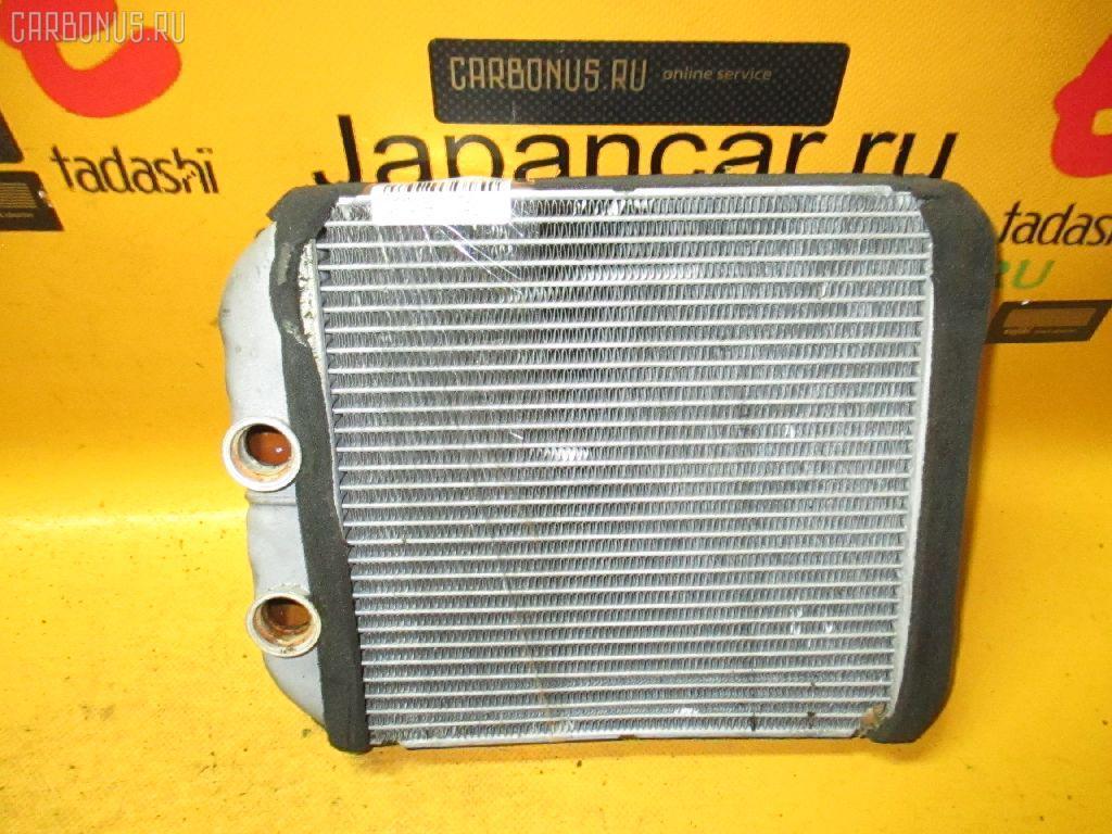 Радиатор печки TOYOTA CARINA AT192 5A-FE. Фото 11