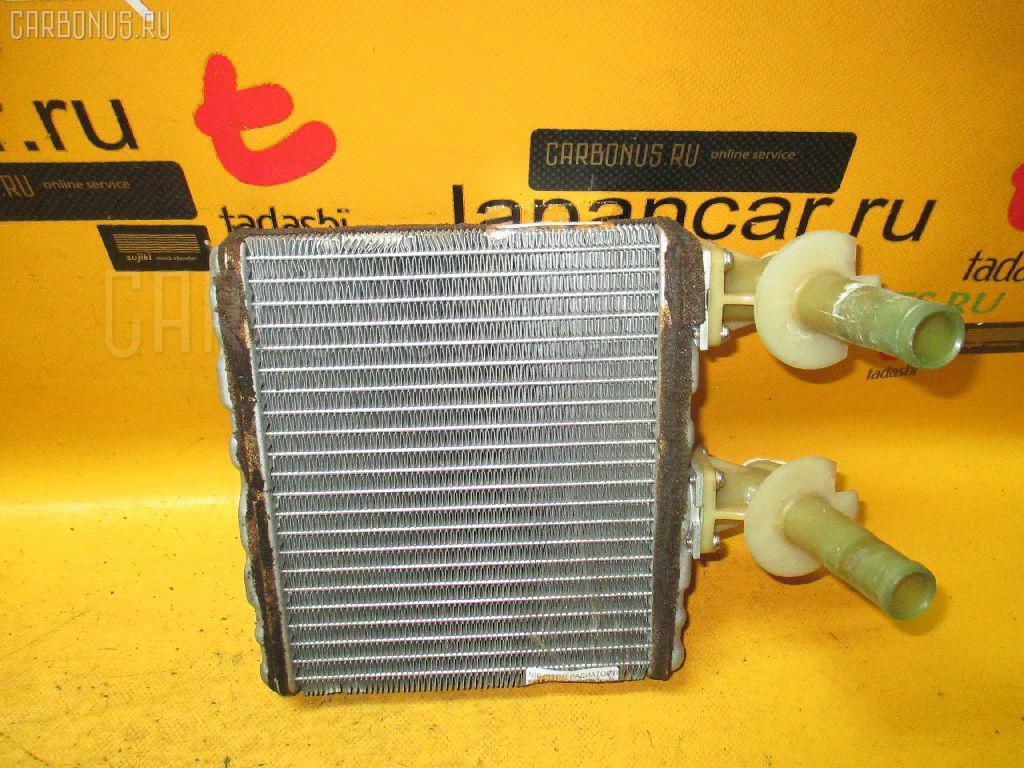 Радиатор печки NISSAN MARCH K11 CG10DE. Фото 5