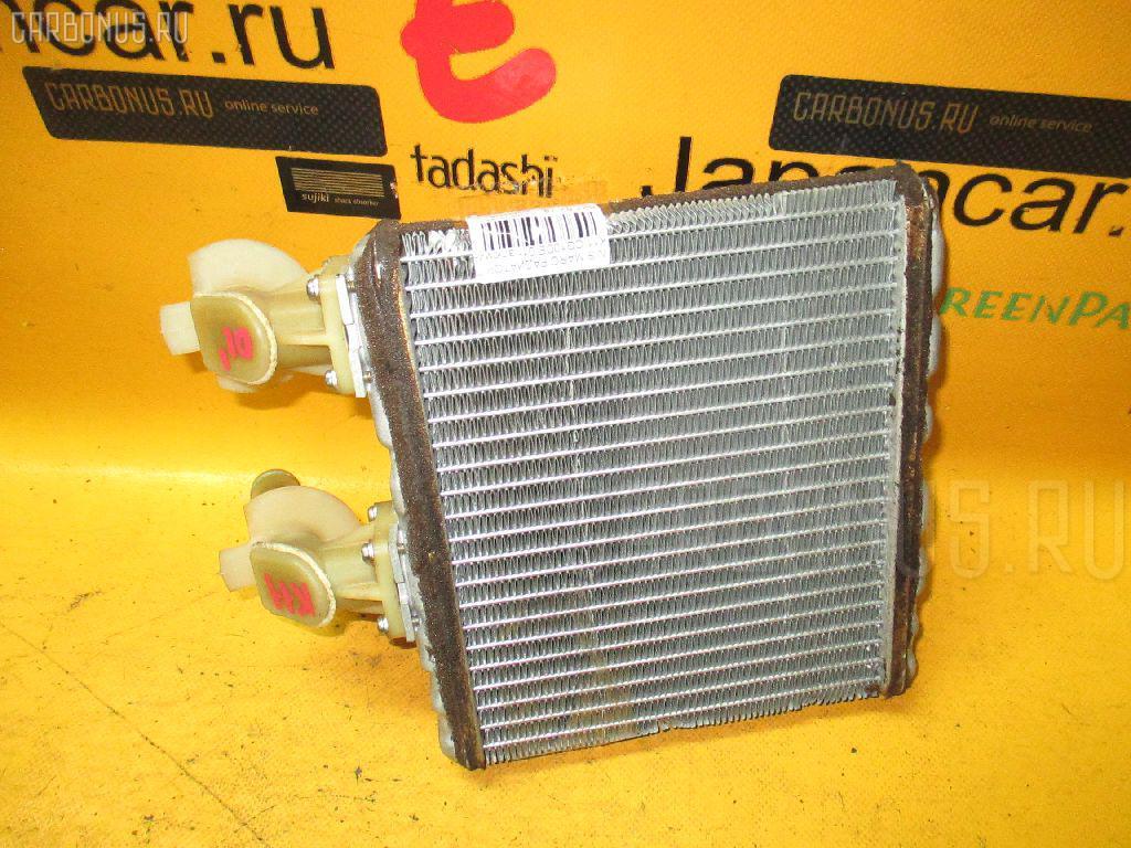 Радиатор печки NISSAN MARCH K11 CG10DE. Фото 6