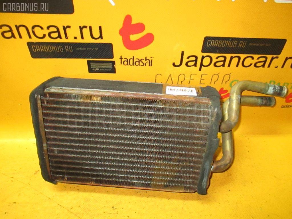 Радиатор печки TOYOTA HIACE KZH106G 1KZ-TE. Фото 2
