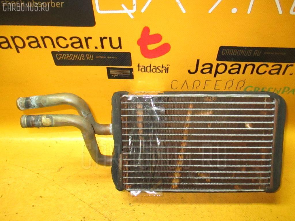 Радиатор печки TOYOTA HIACE KZH106G 1KZ-TE. Фото 3