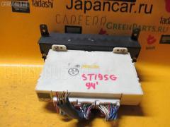 Блок управления климатконтроля Toyota Caldina ST195G 3S-FE Фото 2