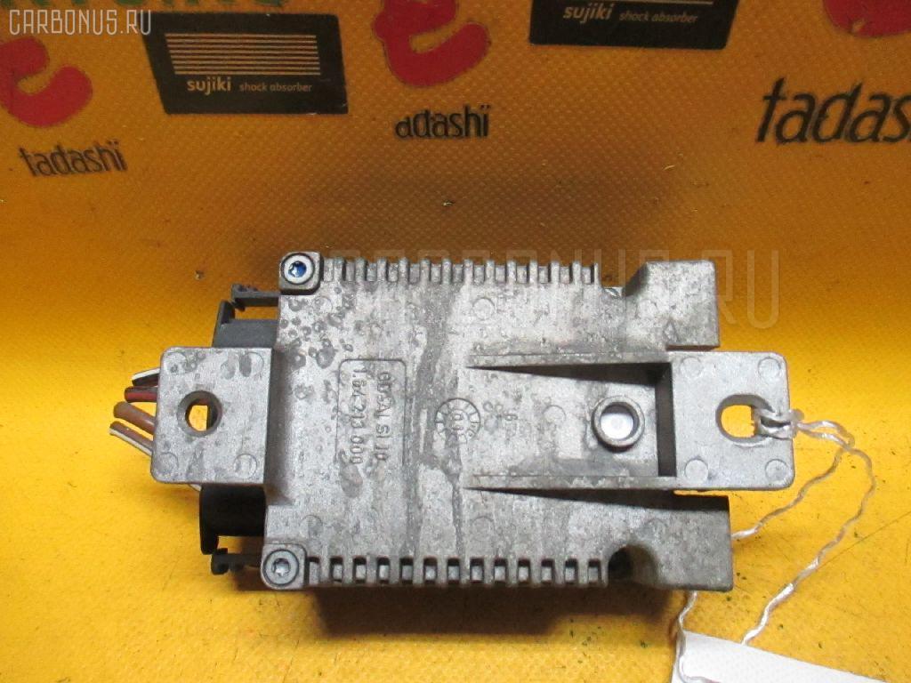 Блок управления вентилятором MERCEDES-BENZ E-CLASS W210.062 112.914 Фото 3