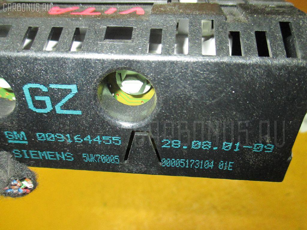 Дисплей информационный Opel Vita W0L0XCF68 Фото 1