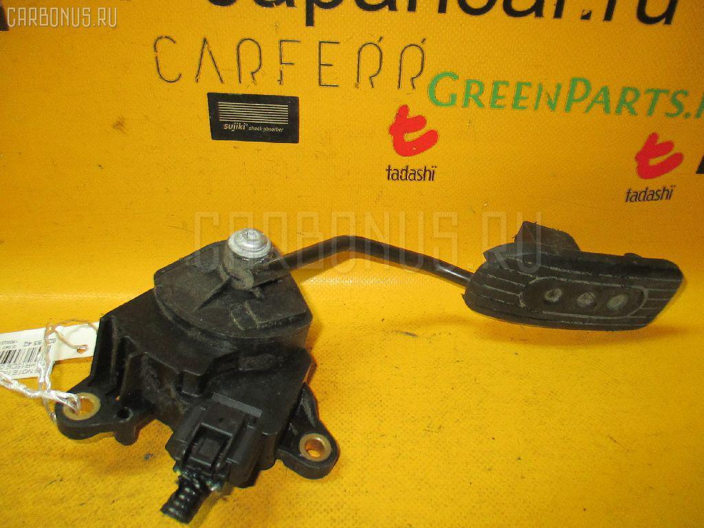 Педаль подачи топлива NISSAN NOTE E11 HR15DE. Фото 3