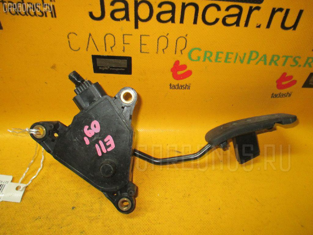 Педаль подачи топлива NISSAN NOTE E11 HR15DE. Фото 4