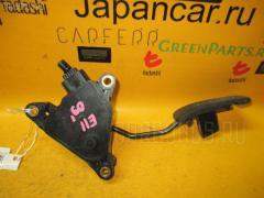 Педаль подачи топлива Nissan Note E11 HR15DE Фото 2