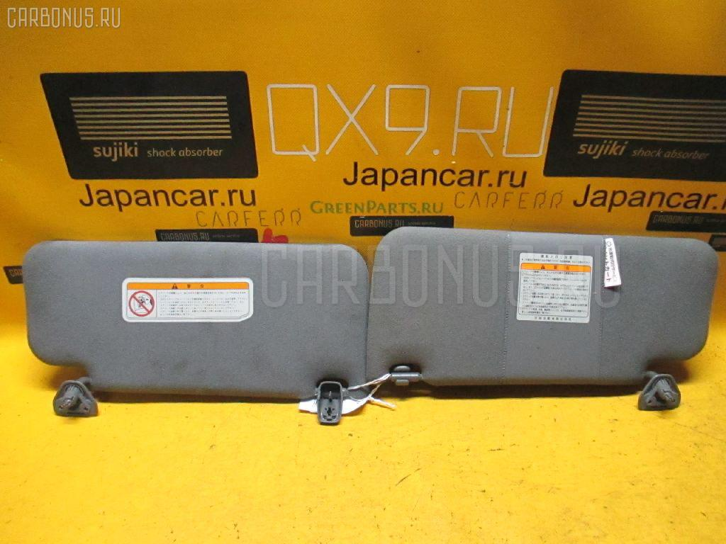 Козырек от солнца Nissan Terrano TR50 Фото 1