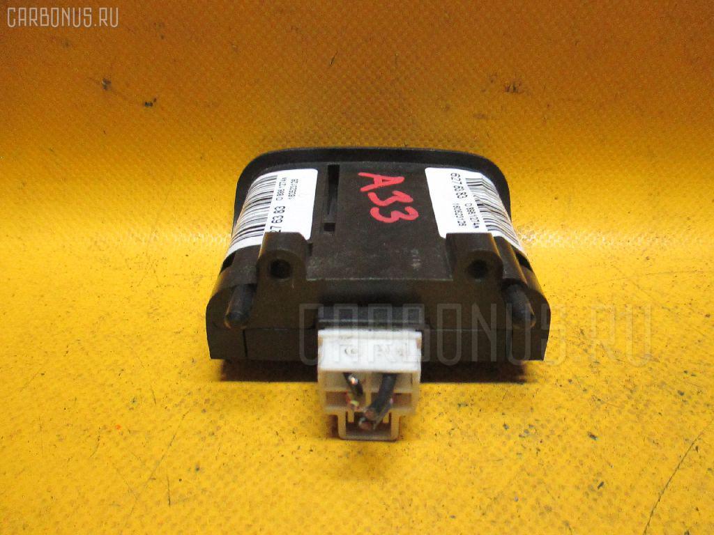 Ручка открывания багажника NISSAN CEFIRO A33 Фото 1