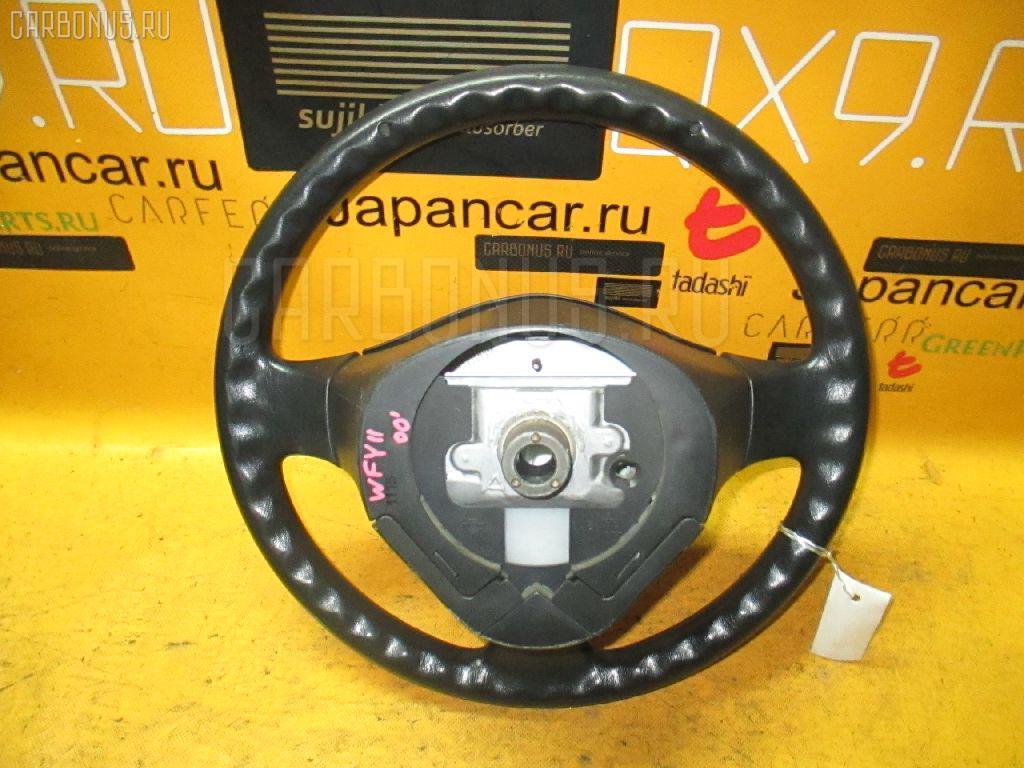 Руль Nissan Wingroad WFY11 Фото 1