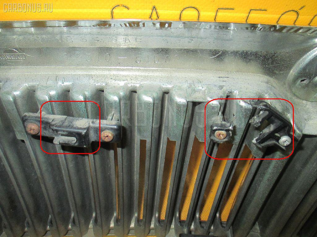 Решетка радиатора NISSAN PRESIDENT PG50 Фото 1